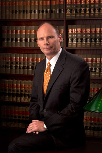 Auburn, CA Injury Attorney Tom McDonnell