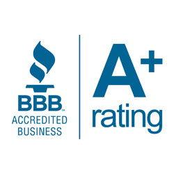 Rated Triple A by the Better Business Bureau