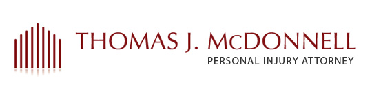 Logo:  Law Offices of Thomas J. McDonnell